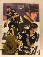 1994-95 Fleer Ultra Scoring Kings Mario Lemieux Pittsburgh Penguins