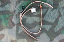 German WW2 1 Liter Canteen Strap Brown Complete Reproduction