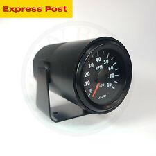 12V 52mm VDO VISION TACHO-METER 8000 RPM with POD HOLDER AUTOMOTIVE 333015031