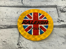 Old School Bmx Vintage Raleigh Cycles Prismatic Sticker/Decal