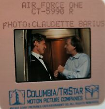 Air Force One Cast Harrison Ford Glenn Close Gary Oldman Original Slide 15