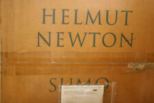 Helmut Newton Sumo Limited Edition Book Signed FACTORY SEALED UNOPENED