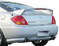 For Hyundai Tiburon Rear Wing Spoiler Primed Factory Style 2003-2008 JSP 339086
