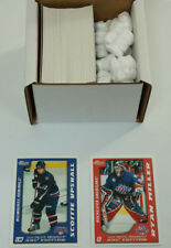 2003-04 Pacific AHL Prospects Complete Hockey Set (1-100) Miller Upshell