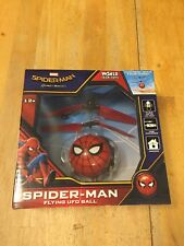 Marvel Spider-man Homecoming Flying UFO Ball New in Box