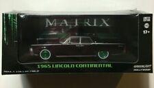 Greenlight RARE CHASE Green Machine 86512 1965 LINCOLN CONTINENTAL MATRIX