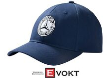 Mercedes Benz Collection Men Cap Classic Star blue navy size adjustable