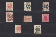 Lot of 8 Lebanon Stamps - Mini Collection of Used Singles - Lot# LB05