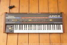 Roland Juno-6 Nice Condition Perfect Working Refurbished / Serial # 1817**