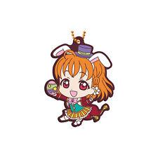 Love Live Sunshine Takami Chika Rubber Mascot Vol. 4 Anime Manga NEW