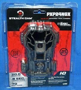 Stealth Cam PXP24 20MP No Glo Camera STC-PXP24NGX
