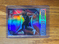 2019-20 Karl-Anthony Towns Purple Holo Prizm Fantasy Stars Panini Donruss Optic