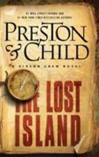 Gideon Crew Ser.: The Lost Island by Lincoln Child and Douglas Preston (2014, Hardcover)
