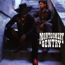 Montgomery Gentry-tatuaggi & scars, CD, country