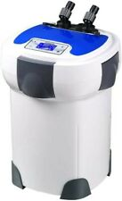 SUNSUN HW-3000 9W UV 5-STAGE CANISTER FILTER 793GPH ADJUST SPEED W/LCD DISPLAY
