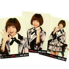 "AKB48 Mariko Shinoda ""AKB48 1830m Tokyo Dome Concert"" 3 photos complete set"