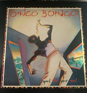 Oingo Boingo Good for Your Soul A&M w/Insert Original