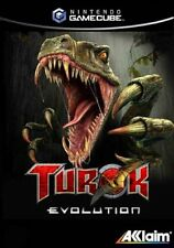 TUROK EVOLUTION GAMECUBE GAME PAL