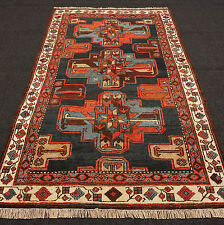Antiker Orient Teppich 180 x 110 cm Alter Perserteppich Antique Old Carpet Rug