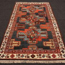 Antiker Orient Teppich 180 x 110 cm Alter Perserteppich Antique Old Carpet Rug