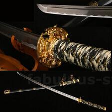 41' Full Tang Blade Japanese Samurai Katana  1060 Carbon Steel Battle Ready