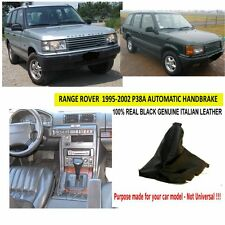 Range Rover P38 1995-02 Automático De Cuero Original Gear Freno De Mano Cubierta Nueva