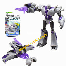 "Transformers Prime MEGATRON Cyberverse Commander Figure 4.3"" Toy New in Box"