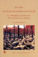 Les Fusillés de King Crater tomes 1 et 2 : la Somme et Arras