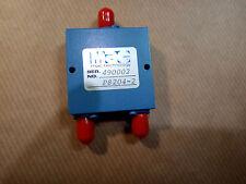 POWER DIVIDER MAC TECNOLOGY - microwave rf microonde