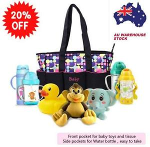 Multifunctional Baby Diaper Backpack Changing Waterproof Large Bag Nappy Mummy