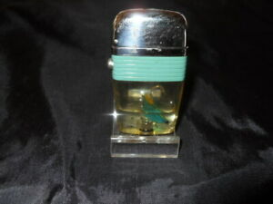 Scripto Vu with Turquoise band and blue fishing fly