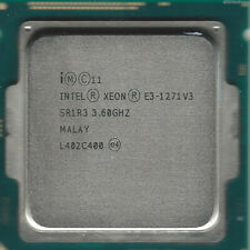 INTEL SR1R3 Xeon E3-1271v3 3.60GHZ 4-Core 5 GT/s DMI 8MB LGA1150 Processor CPU