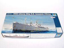 Trumpeter 1/350 05301 Liberty Ship SS Jeremiah O'Brien