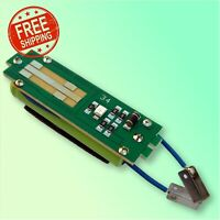 Printed circuit board with battery for clipper Moser 1591 ChroMini 1590-7490