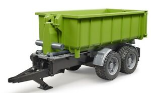 BRU2035 - Remolque Contenedor Para Tractor