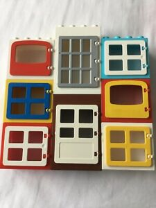 Lego Duplo Windows/Doors