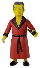 Les Simpson Série 1 Figurine Hugh Hefner 25th Anniversary - Neca