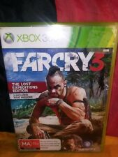 Far Cry 3: The Lost Expeditions Edition - Microsoft Xbox 360 - Includes Manual