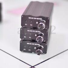 MX-K2 CW Auto Memory Key Contoller Morse Code Keyer For Vintage Old Ham Radio