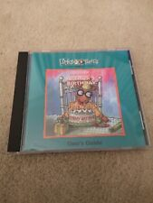 Living Books/Broderbund, Hey Arthur's Birthday Marc Brown CD-ROM RARE Audiobook