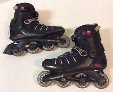 Rollerblade EVO 07 Progressive Fit System Training Inline Skates US Men's SZ 11