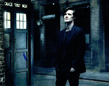 Matt SMITH SIGNED 10x8 Photo AFTAL Autograph COA The Doctor Dr Who