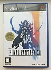 Final Fantasy XII - Playstation PS2 - Pre-owned