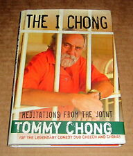I CHONG MEDITATIONS FROM THE JOINT Cheech Chong PSYCHEDELIC Cannabis Marijuana