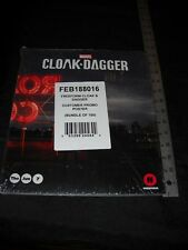 MARVEL CLOAK AND DAGGER PROMO POSTER SEALED PACK OF 100 NEVER SOLD IN STORES