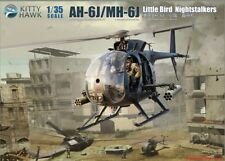 Kitty Hawk 1/35 KH50003 AH-6J/MH-6J Little Bird Nightstalkers