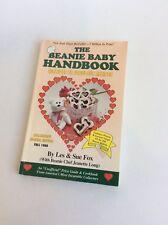 The Beanie Baby Handbook, Les and Sue Fox, Fall 1998