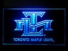 J644B Toronto Maple Leafs For Man Cave Game Room Display Light Sign