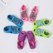 Summer ChildKids Baby Girls Boys Beach Non-slip Outdoor Sneakers Sandals Shoes