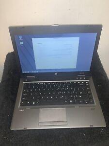 HP PROBOOK 6475B AMD A6-4400M 2.7GHz 8GB Ram 320GB HDD LINUX OS #100